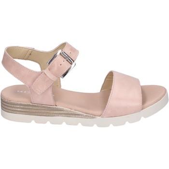Čevlji  Ženske Sandali & Odprti čevlji Rizzoli Sandale BK602 Roza