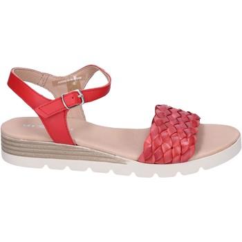 Čevlji  Ženske Sandali & Odprti čevlji Rizzoli Sandale BK603 Rdeča