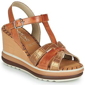 Čevlji  Ženske Sandali & Odprti čevlji Dorking TOTEM Kostanjeva