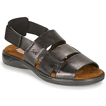 Čevlji  Moški Sandali & Odprti čevlji Fluchos 1200-SURF-NEGRO Črna