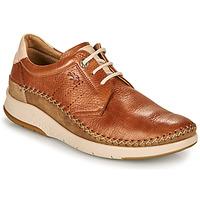 Čevlji  Moški Nizke superge Fluchos 0795-TORNADO-CUERO Kostanjeva