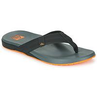Čevlji  Moški Japonke Reef CUSHION PHANTOM Črna / Oranžna