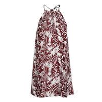 Oblačila Ženske Kratke obleke Freeman T.Porter ROCCA MOROCCO Bordo