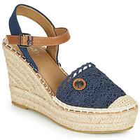 Čevlji  Ženske Sandali & Odprti čevlji Tom Tailor DEB Modra