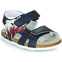 Čevlji  Dečki Sandali & Odprti čevlji Chicco FIUME Modra