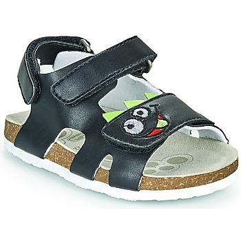 Čevlji  Dečki Sandali & Odprti čevlji Chicco HECCO Modra