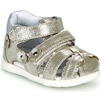 Čevlji  Deklice Sandali & Odprti čevlji Chicco GORY Pozlačena