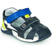 Čevlji  Dečki Sandali & Odprti čevlji Chicco GALILEO Modra