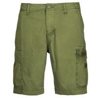 Oblačila Moški Kratke hlače & Bermuda Napapijri NOSTRAN Zelena