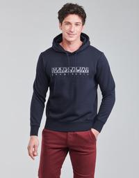 Oblačila Moški Puloverji Napapijri BALLAR Modra