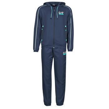 Oblačila Moški Trenirka komplet Emporio Armani EA7 3KPV02-PNP5Z-1554 Modra