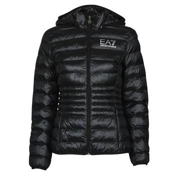 Oblačila Ženske Puhovke Emporio Armani EA7 8NTB23-TN12Z-1200 Črna