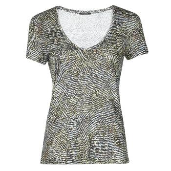 Oblačila Ženske Majice s kratkimi rokavi One Step MILLET Kaki