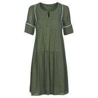 Oblačila Ženske Kratke obleke One Step RAFIA Kaki