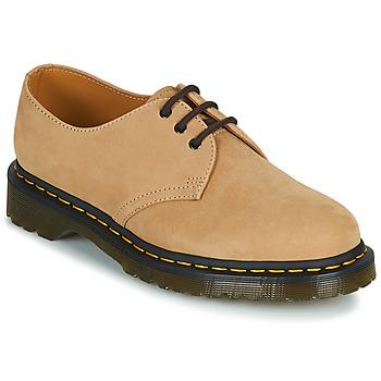 Čevlji  Čevlji Derby Dr Martens 1461 Bež