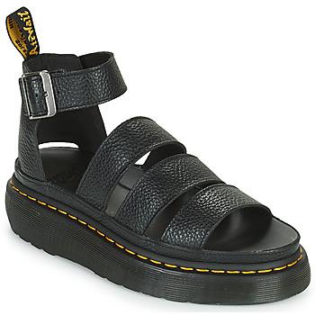 Čevlji  Ženske Sandali & Odprti čevlji Dr Martens CLARISSA II QUAD Črna