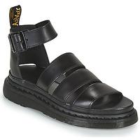 Čevlji  Ženske Sandali & Odprti čevlji Dr Martens CLARISSA II Črna