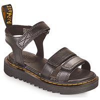 Čevlji  Deklice Sandali & Odprti čevlji Dr Martens KLAIRE J Črna