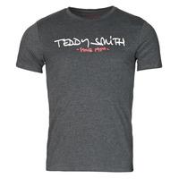 Oblačila Moški Majice s kratkimi rokavi Teddy Smith TICLASS Siva