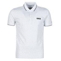 Oblačila Moški Polo majice kratki rokavi Teddy Smith PASY 2 MC Bela