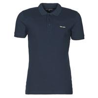 Oblačila Moški Polo majice kratki rokavi Teddy Smith P-NARK Modra