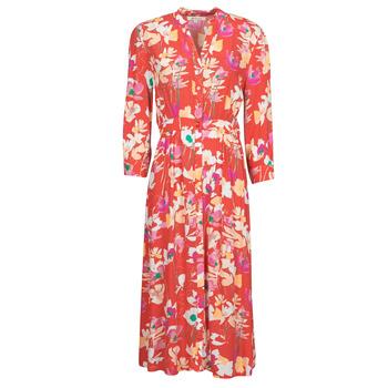 Oblačila Ženske Dolge obleke Rip Curl SUGAR BLOOM DRESS Rdeča