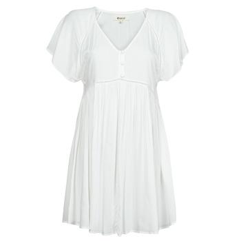 Oblačila Ženske Kratke obleke Rip Curl IN YOUR DREAMS DRESS Bela