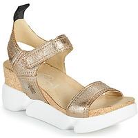 Čevlji  Ženske Sandali & Odprti čevlji Fly London SENA Pozlačena
