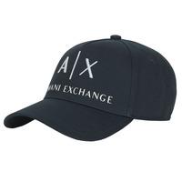 Tekstilni dodatki Kape s šiltom Armani Exchange 954039-CC513-00936 Modra