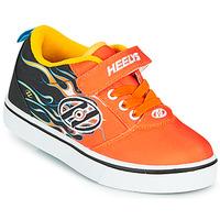 Čevlji  Dečki Čevlji s koleščki Heelys PRO 20 X2 Črna / Oranžna