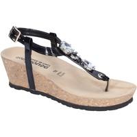 Čevlji  Ženske Sandali & Odprti čevlji Dott House Sandale BK616 Črna
