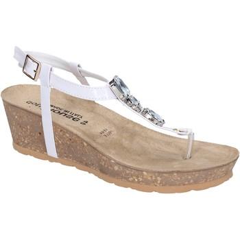 Čevlji  Ženske Sandali & Odprti čevlji Dott House Sandale BK617 Bela