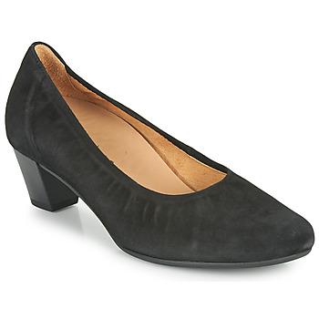 Čevlji  Ženske Salonarji Gabor 6618047 Črna
