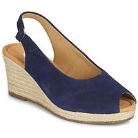 Čevlji  Ženske Sandali & Odprti čevlji Gabor 6658036 Modra