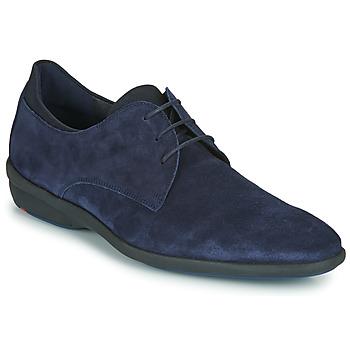 Čevlji  Moški Čevlji Derby Lloyd FABIUS Modra