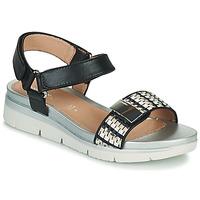 Čevlji  Ženske Sandali & Odprti čevlji Stonefly ELODY 11 Črna