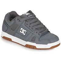 Čevlji  Moški Skate čevlji DC Shoes STAG Siva