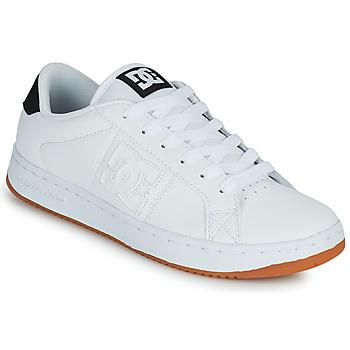 Čevlji  Moški Skate čevlji DC Shoes STRIKER Bela / Črna