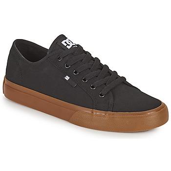 Čevlji  Moški Skate čevlji DC Shoes MANUAL Črna