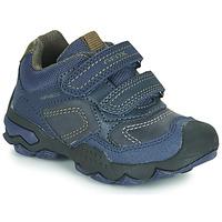 Čevlji  Dečki Nizke superge Geox J BULLER BOY B ABX Modra