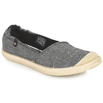 Čevlji  Ženske Espadrile Roxy CORDOBA Siva
