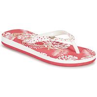 Čevlji  Deklice Japonke Roxy PEBBLES VII G Rožnata