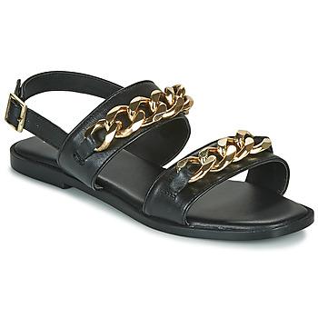 Čevlji  Ženske Sandali & Odprti čevlji Ravel HATTIE Črna