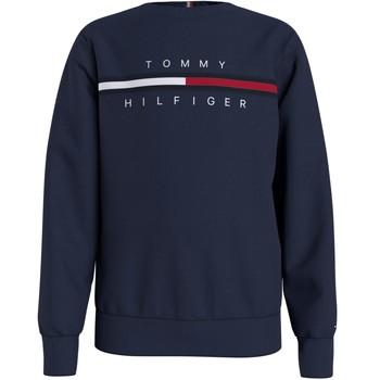 Oblačila Dečki Puloverji Tommy Hilfiger KB0KB06568-C87 Modra