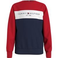 Oblačila Dečki Puloverji Tommy Hilfiger KB0KB06596-0SM Večbarvna