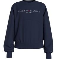 Oblačila Deklice Puloverji Tommy Hilfiger KG0KG05764-C87 Modra