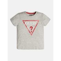 Oblačila Dečki Majice s kratkimi rokavi Guess L73I55-K5M20-M90 Siva
