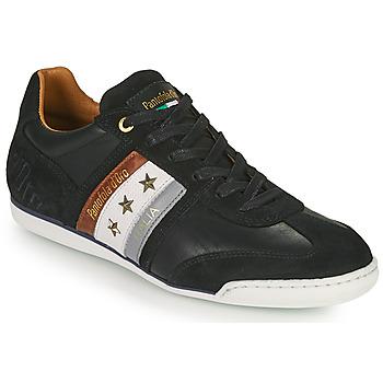 Čevlji  Moški Nizke superge Pantofola d'Oro IMOLA UOMO LOW Črna