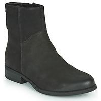Čevlji  Ženske Gležnjarji Vagabond Shoemakers CARY Črna