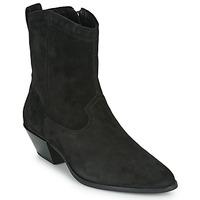 Čevlji  Ženske Gležnjarji Vagabond Shoemakers EMILY Črna